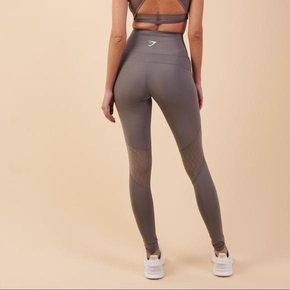 6a76513aa165f9 Gymshark Pants | Sold Fusion Leggings 20 Size Xs | Poshmark